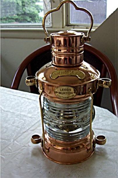 Nautical Brass Ship S Lamps Sextants Compasses