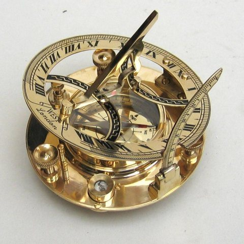 Sundials and Clocks